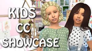 the sims 4 cc finds kids you