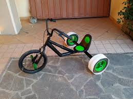 drift trike project how to make a
