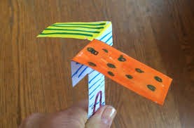 Make a Paper Helicopter – Experiment Exchange