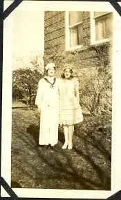 Verna Smith and friend on Goshen College campus | This photo… | Flickr