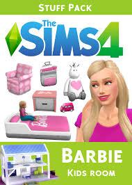 Pihe89 The Sims 4 Barbie Kids Room Stuff You Can Find