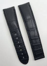 authentic omega watch strap 18mm calf