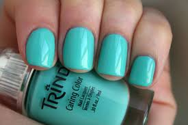 trind nail polish also cares for your