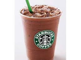 iced caffe mocha no whip nutrition