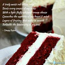 a truly moist red velvet quotes writings by manifest anima