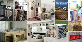 25 Wood Crate Upcycling Projects For Fabulous Home Decor Diy Crafts