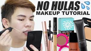 no hulas makeup tutorial for everyday