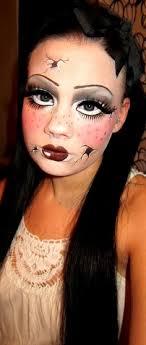 85 best halloween doll makeup images