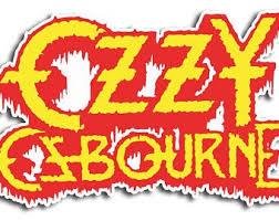 Ozzy Osbourne Decal Etsy