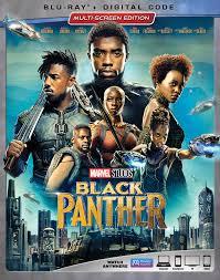 Black Panther [Blu-ray] [2018] - Best Buy