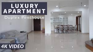 Luxury 4BHK Duplex Apartment behind Manyata Tech Park Bangalore North, Pent  House for Sale, Tour! - YouTube