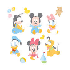 Disney Baby Mickey Mouse Wall Decal Baby Mickey Mouse Mickey Mouse Wall Decals Baby Mickey