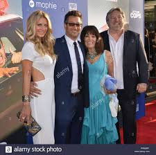 Luke greenfield - director and wife and family at the 86th Oscars 2014 at  the Dolby Theatre In Los Angeles.Luke greenfield - director and wife and  family ------------- Red Carpet Event, Vertical,