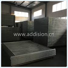 China Cheap Price Metal Removable Fencing Portable Security Temp Panel Gate Temporary Construction Fence Panels China Garden Fence Chain Link Fence