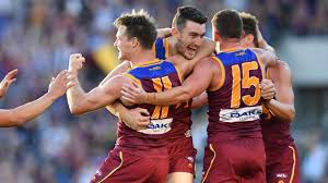 AFL 2019: Brisbane Lions vs Geelong ...