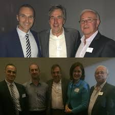"""Eddy Kontelj - The views I share are my own on Twitter: """"Excellent night @  Geelong Business Club listening to guest speaker Federal Government  Assistant Minister @SHendersonMP. I was thrilled to be"""