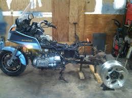 85 gl1200 aspencade home built trike