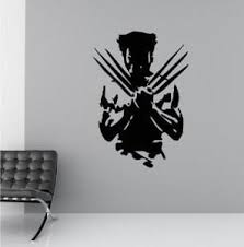 Wolverine Claws X Men Vinyl Decal Sticker Superfriends For Car Room Wi Mymonkeysticker Com