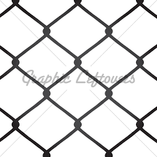 Chain Link Fence Vector Gl Stock Images