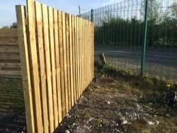 Wooden Fence Slats Elliottplack Me
