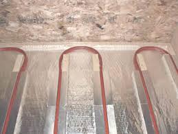 above floor sleeper suspended slab