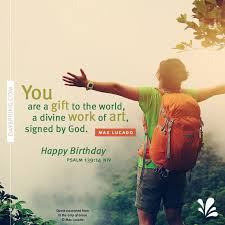 graceful birthday quotes nature art nice wishes