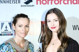 Julie Edwards Photography | FRIGHTFEST 2018 AT CINEWORLD LEICESTER SQUARE | Selina  Giles and Vanessa Grasse