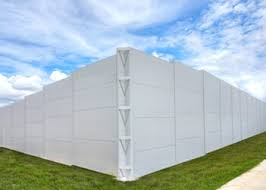Noise Reduction Walls Acoustic Fencing Modularwalls