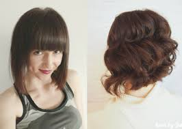 Jak Uczesac Boba Na Impreze Hair By Jul Fryzury Krok Po Kroku