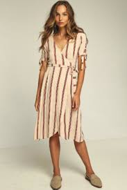 rue stiic albany wrap dress from canada