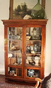 curio cabinet antique china cabinets