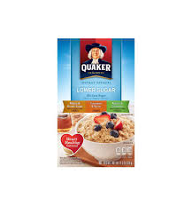 quaker instant oatmeal flavor variety