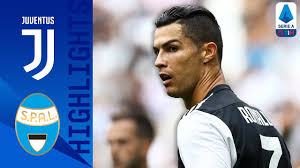 Juventus 2-0 SPAL | Ronaldo Header & Pjanić Strike Win the Game ...