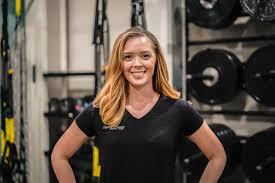 Annie Johnson   Personal Trainer Harbor Square Athletic Club
