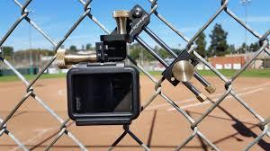 Fenceclip V5 With Inverted Gopro Hero V Black Gopro Camera Case Gopro Camera Camera Case