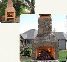 indoor fireplace kit outdoor fireplace