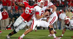 Wisconsin Quarterback Joel Stave Isn't Injured, but He Might Have the Yips  | Eleven Warriors