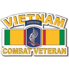 173rd Airborne Vietnam Combat Veteran 2 Pack Of 3 8 Inch Decals Walmart Com Walmart Com