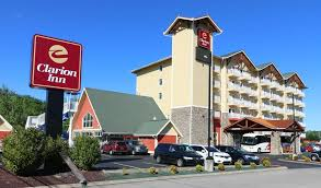 clarion inn pigeon forge tn booking