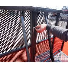 High Cost Effective Steel Crowd Barricade For Sale Brilliant Stage Equipment Hk Co Limited