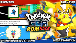 Best Completed English Pokemon GBA ROM Hack with a big postgame, 3 regions  and mega evolution!! - YouTube