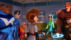 Incredibles 2' China Release Date | Hollywood Reporter