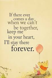 positive farewell quotes winnie the pooh quotesgram by