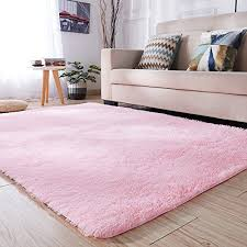 Pink Little Girl Rug Rug Pink Little Nursery Girl Decor Apartment Cute Small Fluffy Carpet Soft Nursery Room Rugs Girls Room Rugs Soft Nursery Rug