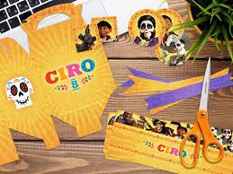 Kit Imprimible Coco Disney Pixar Personalizado Cumpleanos 587 00 En Mercado Libre