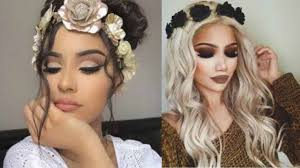 makeup tutorial pages on insram