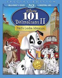 101 Dalmatians II: Patch's London Adventure by Jim Kammerud, Brian Smith  Jim  Kammerud, Brian Smith, Barry Bostwick, Jason Alexander   Blu-ray   Barnes &  Noble®