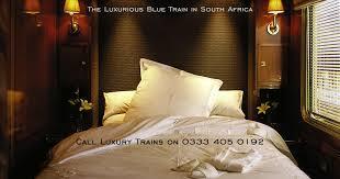 blue train journey through south