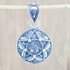 women s 925 sterling silver star design