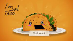 sad taco 1920x1080 wallpaper